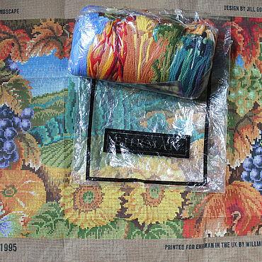 Материалы для творчества ручной работы. Ярмарка Мастеров - ручная работа Материалы: набор для вышивания. Handmade.