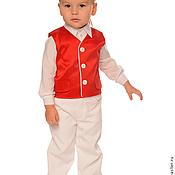 """Комплекты одежды ручной работы. Ярмарка Мастеров - ручная работа Костюм для мальчика """"Модник"""". Handmade."""