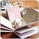 Подарки на свадьбу ручной работы. Свадебная коробочка для денежного подарка. Anna.Nieva. Ярмарка Мастеров. Свадебный аксессуар
