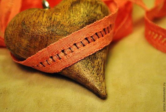"""Шитье ручной работы. Ярмарка Мастеров - ручная работа. Купить Французский хлопок с мережкой """"Коралл"""". Handmade. Коралловый, лента декоративная"""