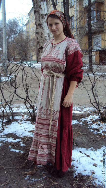 Для будущих и молодых мам ручной работы. Ярмарка Мастеров - ручная работа. Купить Платье для кормления. Handmade. Орнамент