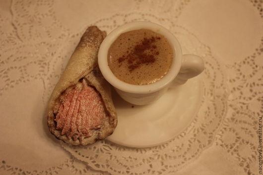 """Мыло ручной работы. Ярмарка Мастеров - ручная работа. Купить Набор мыла """"Чашечка кофе - 2"""". Handmade. Мыло кофейное"""