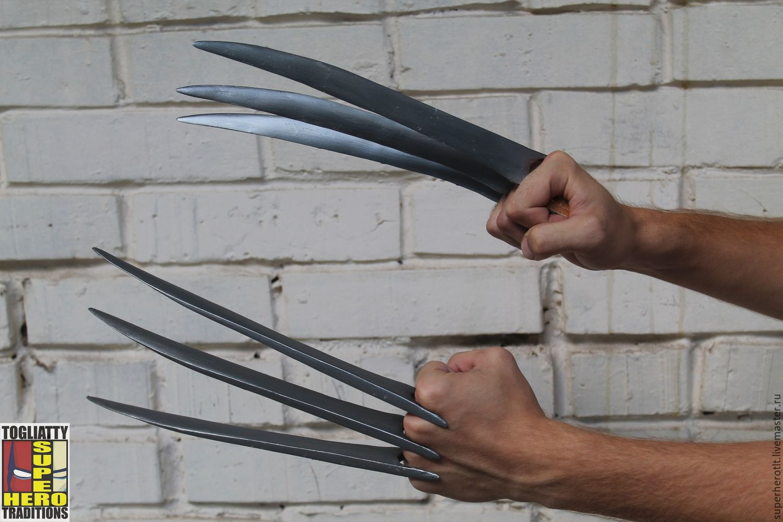 Как сделать охотничий нож своими 16