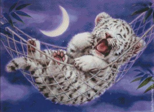 Животные ручной работы. Ярмарка Мастеров - ручная работа. Купить Сон в лунную ночь. Handmade. Ручная работа, для детей, сон
