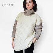 Одежда handmade. Livemaster - original item Sweater women knitted. Handmade.