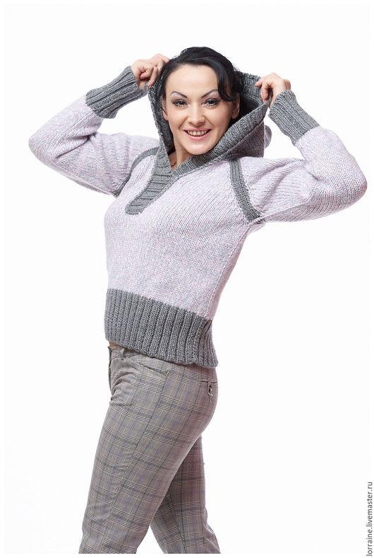 свитер.свитер вязаный спицами.свитер вязаный.вязаный свитер.вязаный свитер .женский.женский свитер. вязаный.вязание на заказ.шерсть.шерсть 100%.100% шерсть.ручная работа.ручная авторская работа