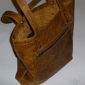 Сумки и аксессуары handmade. Livemaster - original item Shopper. Handmade.