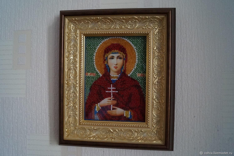 "Икона "" Св.Юлия"", Icons, St. Petersburg,  Фото №1"