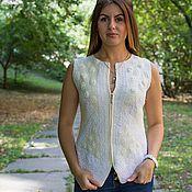 Одежда handmade. Livemaster - original item The author`s vest
