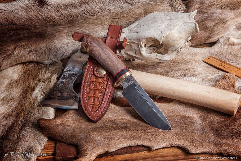 'Kastanie ' handmade knife, Knives, Kimry,  Фото №1