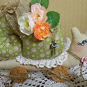 """Куклы и игрушки ручной работы. Ярмарка Мастеров - ручная работа Тильда улитка """"Настроение лета"""". Handmade."""