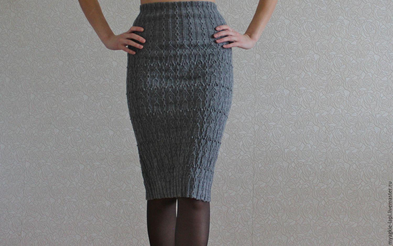 Ярмарка мастер класс юбка спицами фото #5