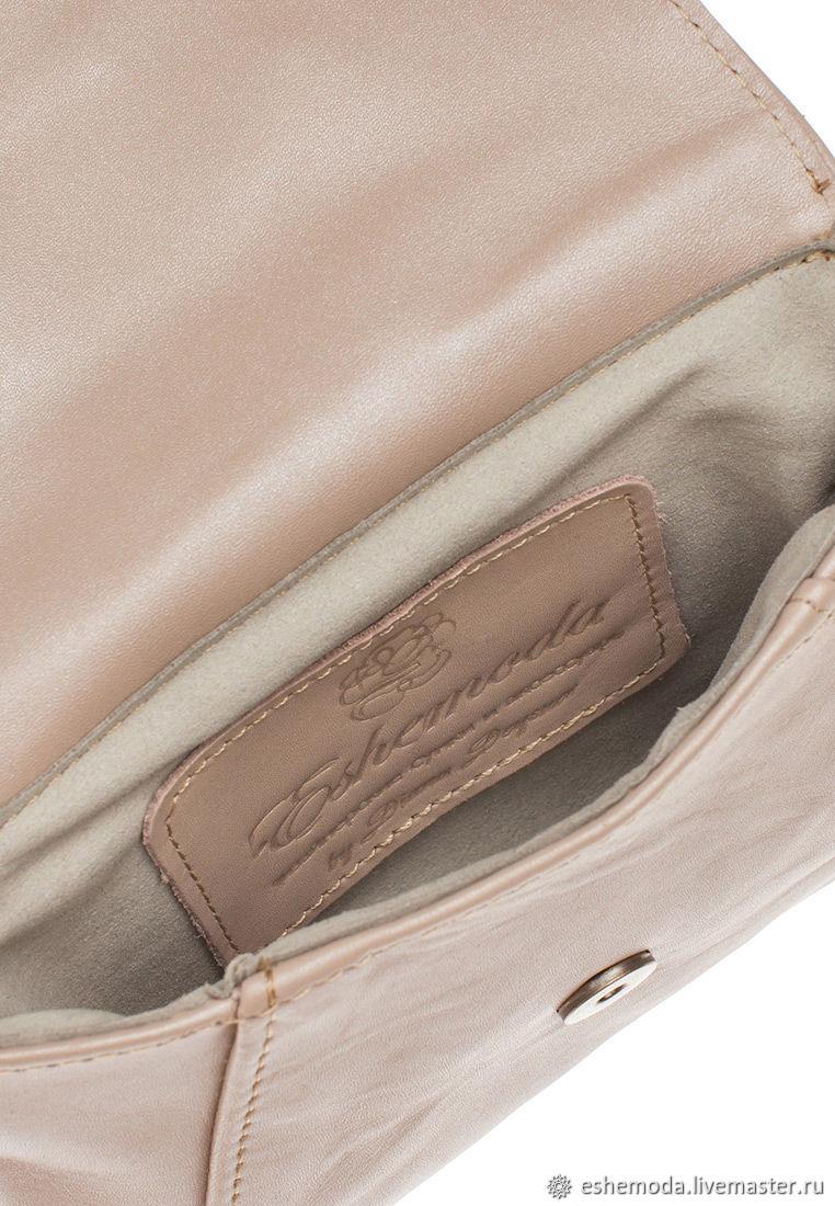 bed171e0d4b3 Поясная сумка с фурнитурой