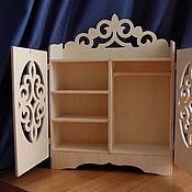 Материалы для творчества handmade. Livemaster - original item Puppet locker.875.. Handmade.