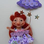 Куклы и игрушки ручной работы. Ярмарка Мастеров - ручная работа Феечка.. Handmade.