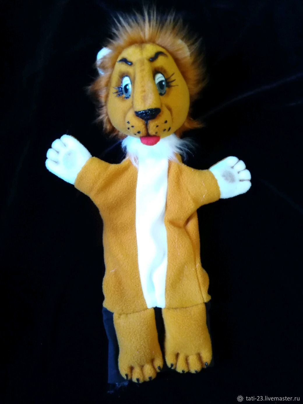 Leo Leo. Glove puppets, Puppet show, Voronezh,  Фото №1
