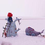 Куклы и игрушки ручной работы. Ярмарка Мастеров - ручная работа Время года. Handmade.