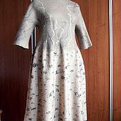 Одежда ручной работы. Ярмарка Мастеров - ручная работа Платье валяное. Handmade.