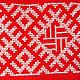 "Slavic linen shirt ""Svarozhich"". People\\\'s shirts. Atelier ROSICH. My Livemaster. Фото №4"