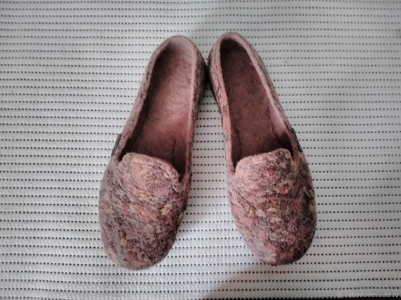 Валяные туфли, Туфли, Волгодонск,  Фото №1