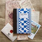 Канцелярские товары handmade. Livemaster - original item Notebook No. №2 of the series