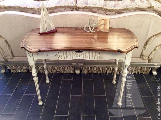 Мебель ручной работы. Ярмарка Мастеров - ручная работа. Купить стол. Handmade. Стол из дерева, Дуб