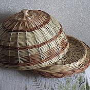 Для дома и интерьера handmade. Livemaster - original item Bread braided with a braid. Handmade.