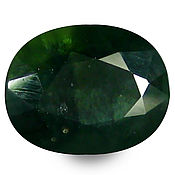 Материалы для творчества handmade. Livemaster - original item Sapphire green 1.49 CT., natural. Handmade.
