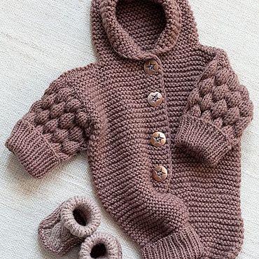Одежда ручной работы. Ярмарка Мастеров - ручная работа Комбинезоны: детский комбинезон. Handmade.