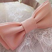 Аксессуары handmade. Livemaster - original item Tie Pearl. Handmade.