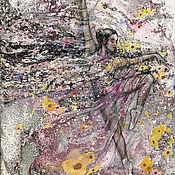 Картины и панно handmade. Livemaster - original item Painting Music of Spring (postponed). Handmade.