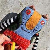 Куклы и игрушки ручной работы. Ярмарка Мастеров - ручная работа Васильич. Handmade.