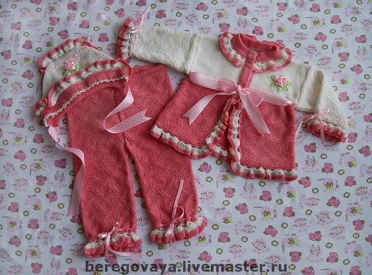 """Одежда для девочек, ручной работы. Ярмарка Мастеров - ручная работа. Купить Детский костюм """"Очаровашка"""". Handmade. Костюм для девочки, для новорожденной"""