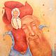 Скоморошинка  Картина, славянский стиль