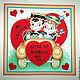 Шитье ручной работы. Заказать панель My Funny Valentine, 59х112 см.. Евгения (all for quilt). Ярмарка Мастеров.