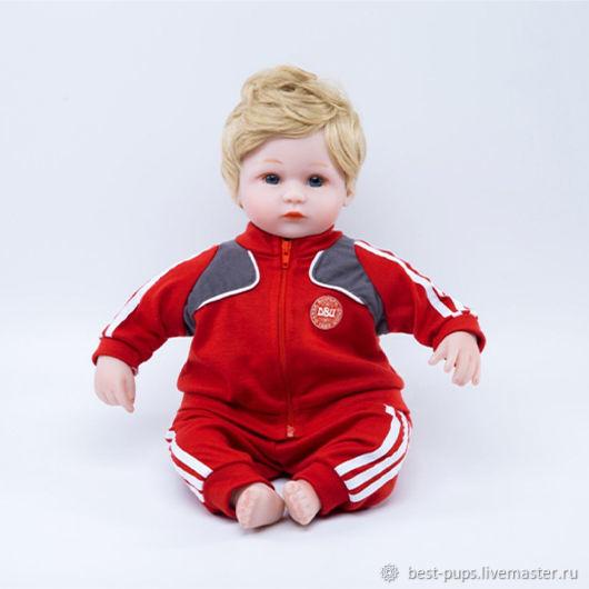 Кукла Reborn, футболист Дания, Куклы Reborn, Старый Оскол,  Фото №1