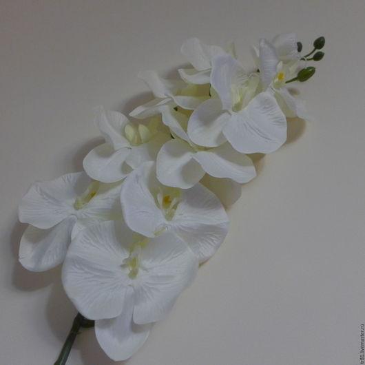 Материалы для флористики ручной работы. Ярмарка Мастеров - ручная работа. Купить Орхидея фаленопсис королевская. Handmade. Орхидея, фаленопсис
