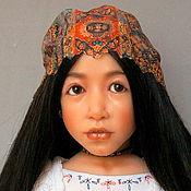 Куклы и игрушки ручной работы. Ярмарка Мастеров - ручная работа КАРМЕН 69СМ. Handmade.