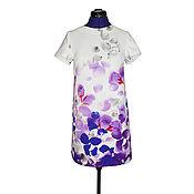 Одежда ручной работы. Ярмарка Мастеров - ручная работа Платье цветочное, платье летнее, платье на выход, повседневное платье. Handmade.