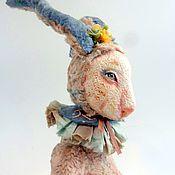 Куклы и игрушки ручной работы. Ярмарка Мастеров - ручная работа Заяц Perl. Handmade.