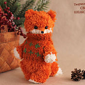 Куклы и игрушки handmade. Livemaster - original item Teddy Cubs 15cm. Handmade.