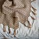 """Пледы и одеяла ручной работы. Ярмарка Мастеров - ручная работа. Купить Детский плед из хлопка """"Нежность"""". Handmade. Детский плед"""