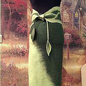 """Одежда ручной работы. Ярмарка Мастеров - ручная работа Юбка валяная  """"В ожидании весны"""". Handmade."""