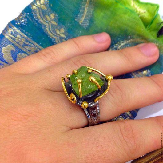 """Кольца ручной работы. Ярмарка Мастеров - ручная работа. Купить Кольцо """"Peculiar"""". Handmade. Серебряное кольцо, чернение кольцо серебро"""
