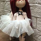 Портретная кукла ручной работы. Ярмарка Мастеров - ручная работа Портретная кукла: Кукла интерьерная. Handmade.