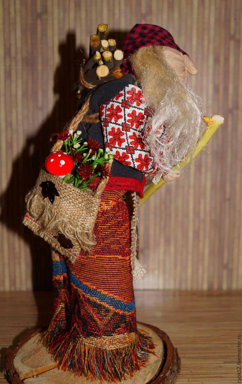 Как сделать куклу Баба Яга своими руками 60
