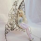 Куклы и игрушки ручной работы. Ярмарка Мастеров - ручная работа Шарнирная кукла Лолита. Handmade.