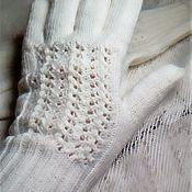 Одежда ручной работы. Ярмарка Мастеров - ручная работа Перчатки. Handmade.