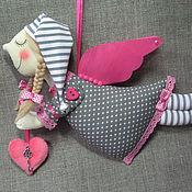 Stuffed Toys handmade. Livemaster - original item Angel in the cap. Handmade.