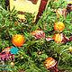 Новый год 2017 ручной работы. Большая композиция с бутылкой и конфетами подарки на Новый Год 2017. Ника Окунева 'ZEFIRKI'. Интернет-магазин Ярмарка Мастеров.